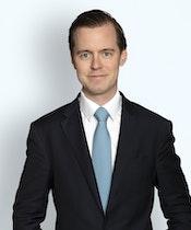 Bilde av Henrik Møinichen, Senioradvokat