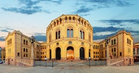 Stortinget Getty Images 473174234